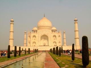 Inde - Agra : Taj Mahal