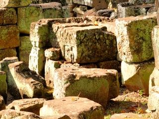 Cambodge - Angkor : le Baphuon