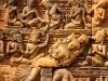 Cambodge - Angkor : Banteay Srei