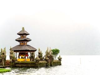 Indonésie - Bali - sur la route pour Lovina : Bedugul