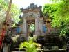 Indonésie - Bali - Ubud : entrées des maisons