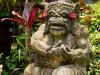 Indonésie - Bali - Ubud : statuaire balinaise