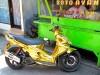 Indonésie - Bali - Ubud : scoot en or !