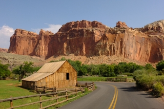 USA - Capitol Reef NP