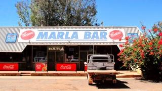 Australie - Coober Pedy : sur la route