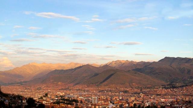 Pérou - Cusco : une grande ville à 3400 mètres d'altitude
