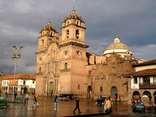 Pérou - Cusco : la Plaza de Armas