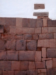 Pérou - Cusco : fondations Inca