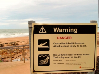 Australie - Darwin : plage