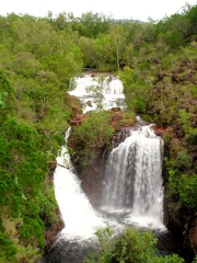 Australie - Parc national de Litchfield : Florence Falls