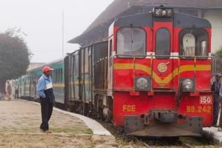 Madagascar - Fianarantsoa : départ pour Manakara !