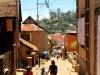 Madagascar - Fianarantsoa : ville haute