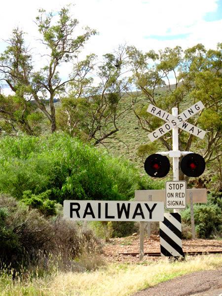 Australie : sur la route