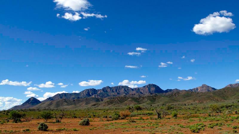 Australie - Flinders Ranges