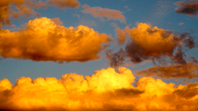 Australie - Flinders Ranges : sunset