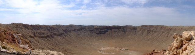 USA - Meteor Crater