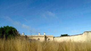 Australie - Mount Gambier : notre hostel - prison