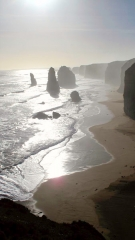 Australie - la Great Ocean Road : les 12 apôtres