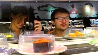 Hong Kong : all you can eat sushis !