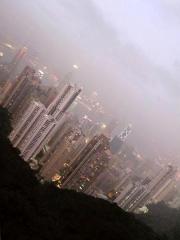 Hong Kong : vue depuis le Victoria Peak