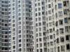 Hong Kong : détail archi (tours d'habitation)