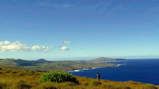 Chili - Ile de Pâques : pointe sud