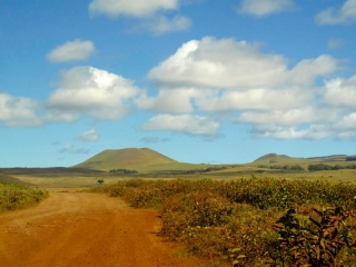 Chili - Ile de Pâques : cote nord