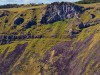Chili - Ile de Pâques : volcan Rano Kau