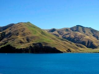 Nouvelle Zélande - sur le ferry pour Wellington