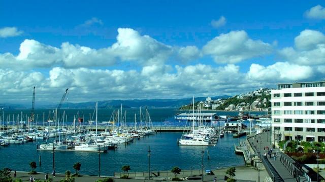 Nouvelle Zélande - Wellington