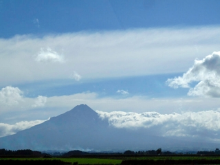 Nouvelle Zélande - Mt Taranaki (Egmont National Park)