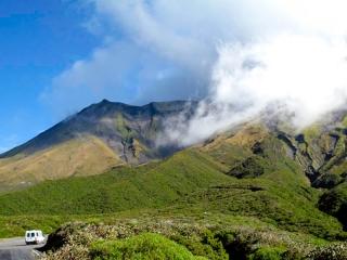Nouvelle Zélande - Mt Taranaki & grosse Titine (Egmont National Park)