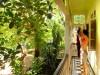 Inde - Mumbaï : notre balcon