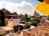 Inde - Hampi : vue de notre guest house