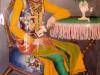 Inde - Jaipur : portrait d'un Maharajah au City palace