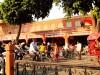 Inde - Jaipur : vue depuis le rickshaw