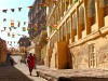 Inde - Jodhpur : Fort de Mehrangarh