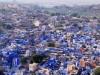 Inde - Jodhpur : vue depuis le Fort