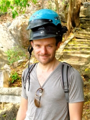 Cambodge - Kampot : doublé de casques