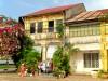 Cambodge - Kampot : archi coloniale