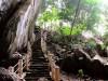Cambodge - Kampot : la grotte