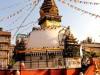 Népal - Katmandou : stupa