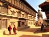 Népal - Bhaktapur : Durban Square