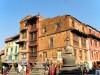 Népal : Swayambhunath : au temple