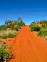 Australie : sur la route vers Kings Canyon