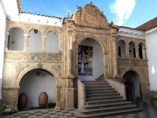 Bolivie - La Paz : musée