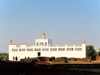Népal - Lumbini : site où Bouddha est né