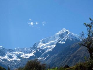 Pérou - paysage depuis le train pour le Machu Picchu