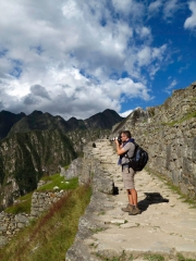 Pérou - Machu Picchu : premiers pas