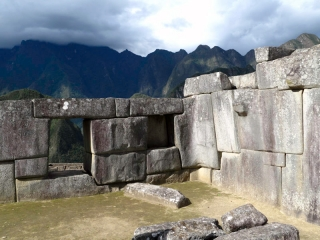 Pérou - Machu Picchu